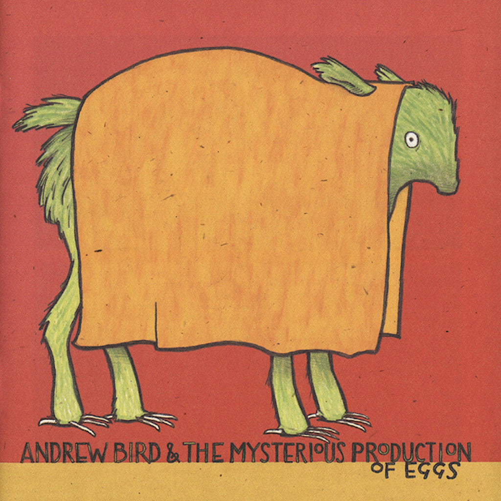 Andrew Bird | Andrew Bird & The Mysterious Production of Eggs | Album-ArtRockStore