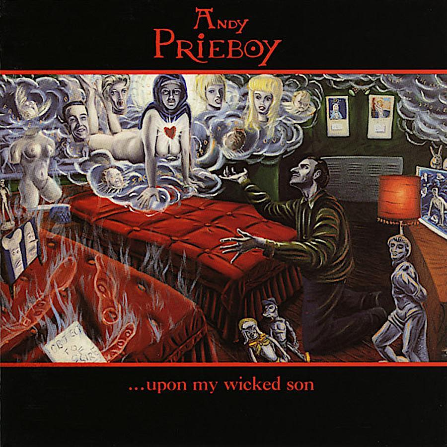 Andy Prieboy | Upon My Wicked Son | Album-ArtRockStore