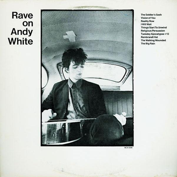 Andy White | Rave On | Album-ArtRockStore