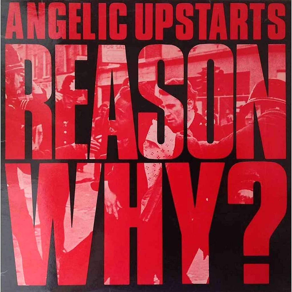 Angelic Upstarts | Reason Why? | Album-ArtRockStore
