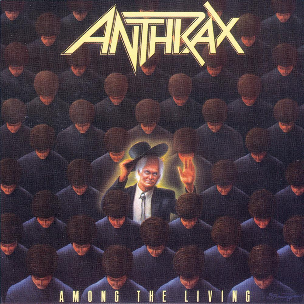 Anthrax | Among the Living | Album-ArtRockStore