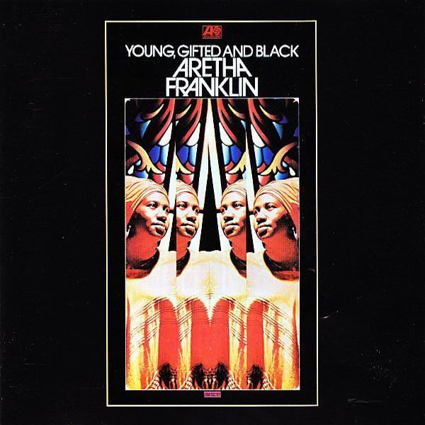 Aretha Franklin | Young Gifted and Black | Album-ArtRockStore