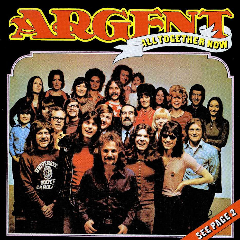 Argent | All Together Now | Album-ArtRockStore