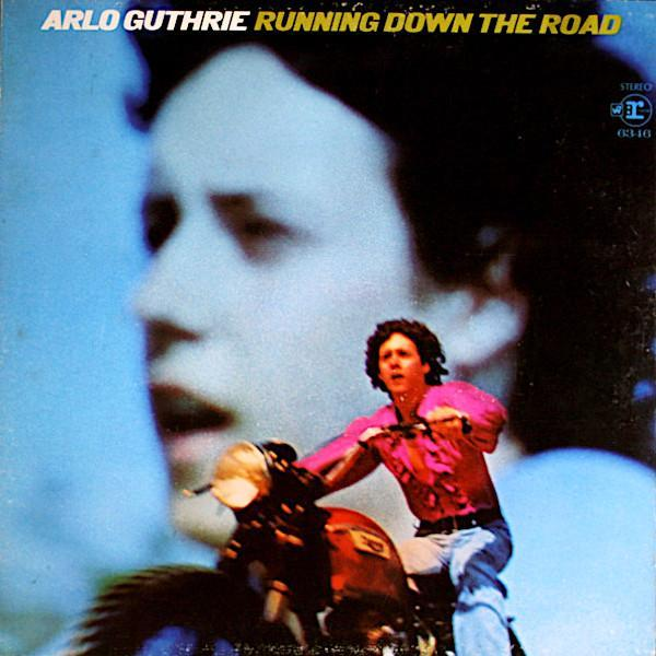 Arlo Guthrie | Running Down The Road | Album-ArtRockStore