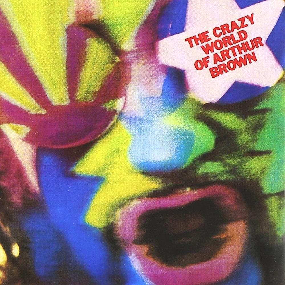 Arthur Brown | The Crazy World Of Arthur Brown | Album-ArtRockStore