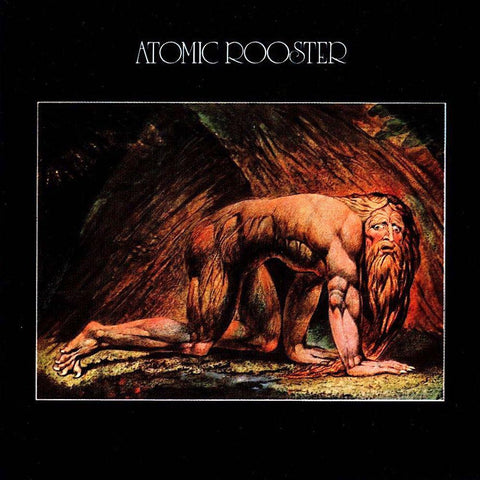 Atomic Rooster | Death Walks Behind You | Album-ArtRockStore