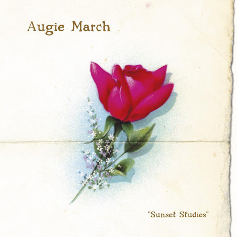 Augie March | Sunset Studies | Album-ArtRockStore