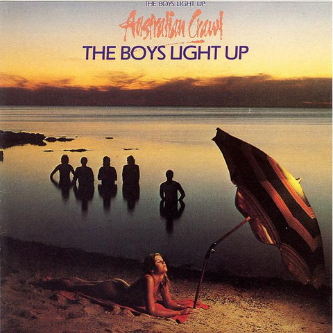 Australian Crawl | The Boys Light Up | Album-ArtRockStore