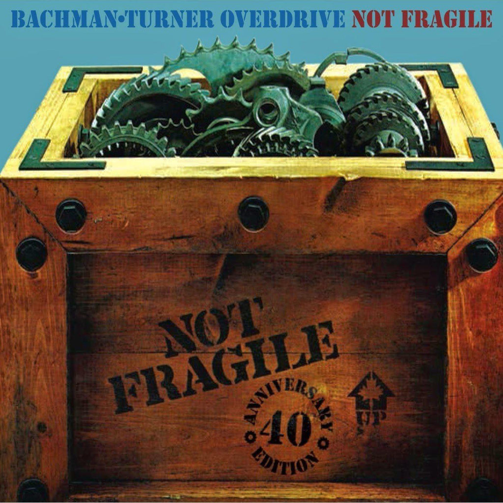 Bachman-Turner Overdrive | Not Fragile | Album-ArtRockStore
