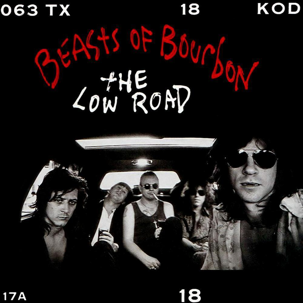 Beasts of Bourbon | The Low Road | Album-ArtRockStore
