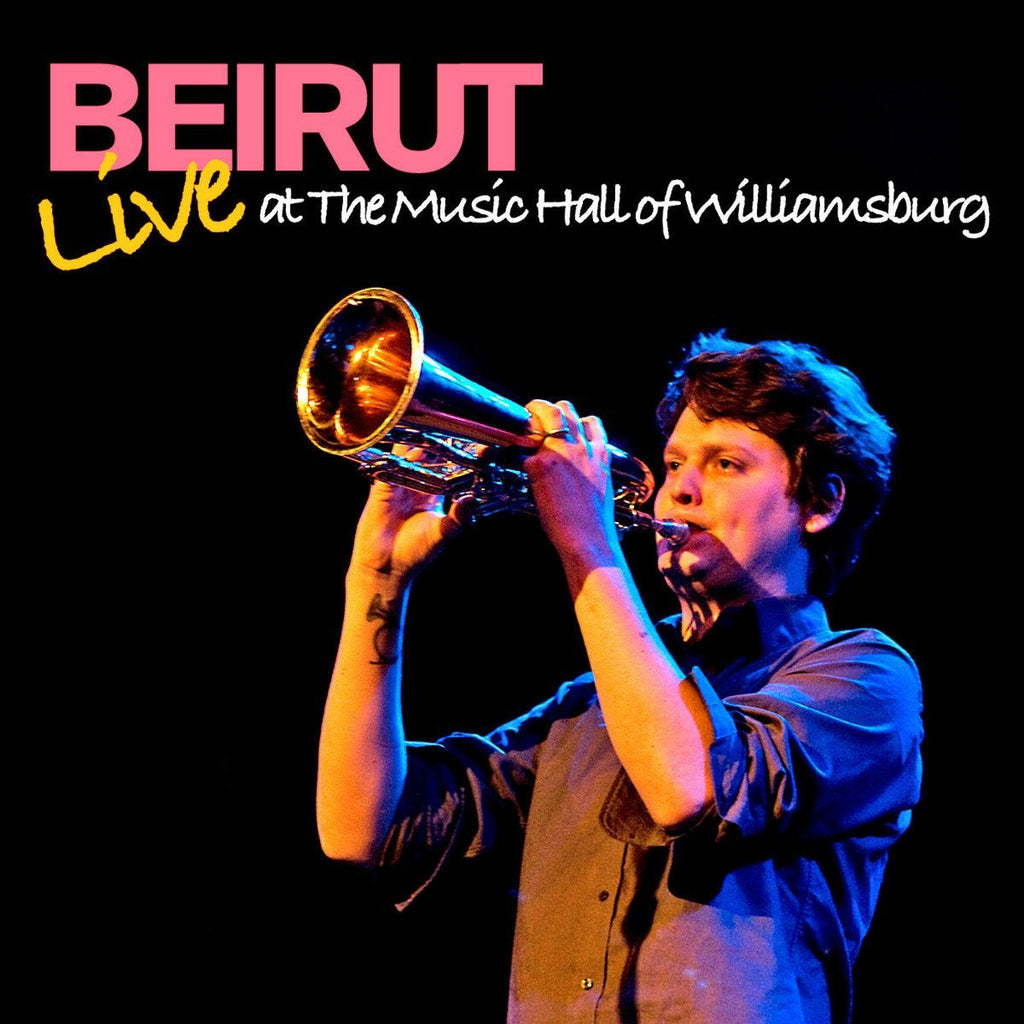 Beirut | Live at the Music Hall of Williamsburg | Album-ArtRockStore