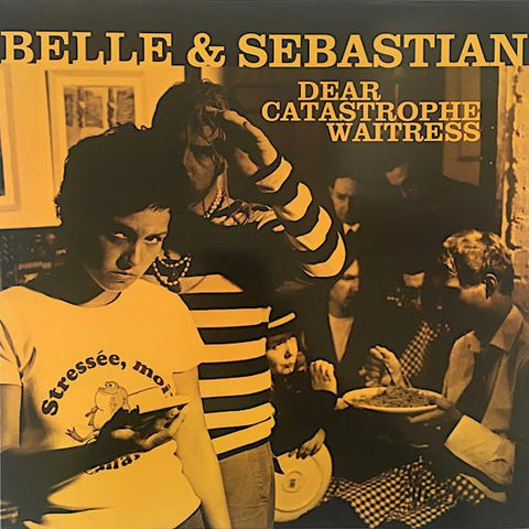 Belle & Sebastian | Dear Catastrophe Waitress | Album-ArtRockStore