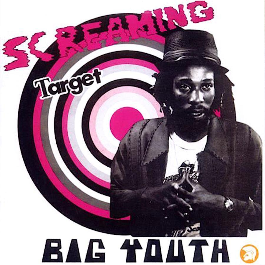 Big Youth | Screaming Target | Album-ArtRockStore