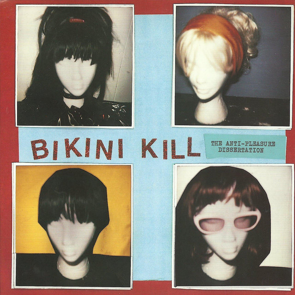 Bikini Kill | The Anti-Pleasure Dissertation (EP) | Album-ArtRockStore