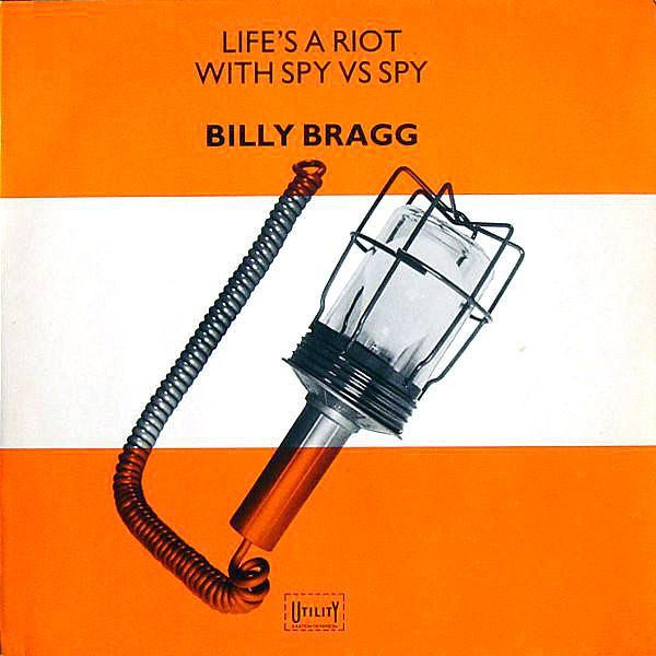 Billy Bragg | Life's a Riot With Spy vs. Spy | Album-ArtRockStore