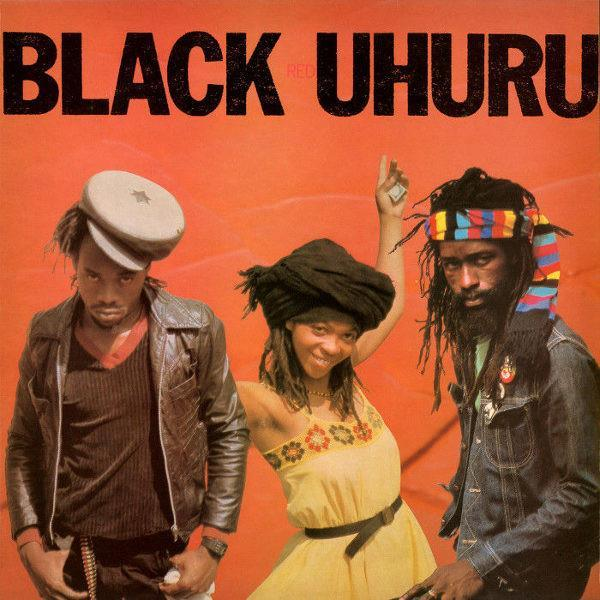 Black Uhuru | Red | Album-ArtRockStore