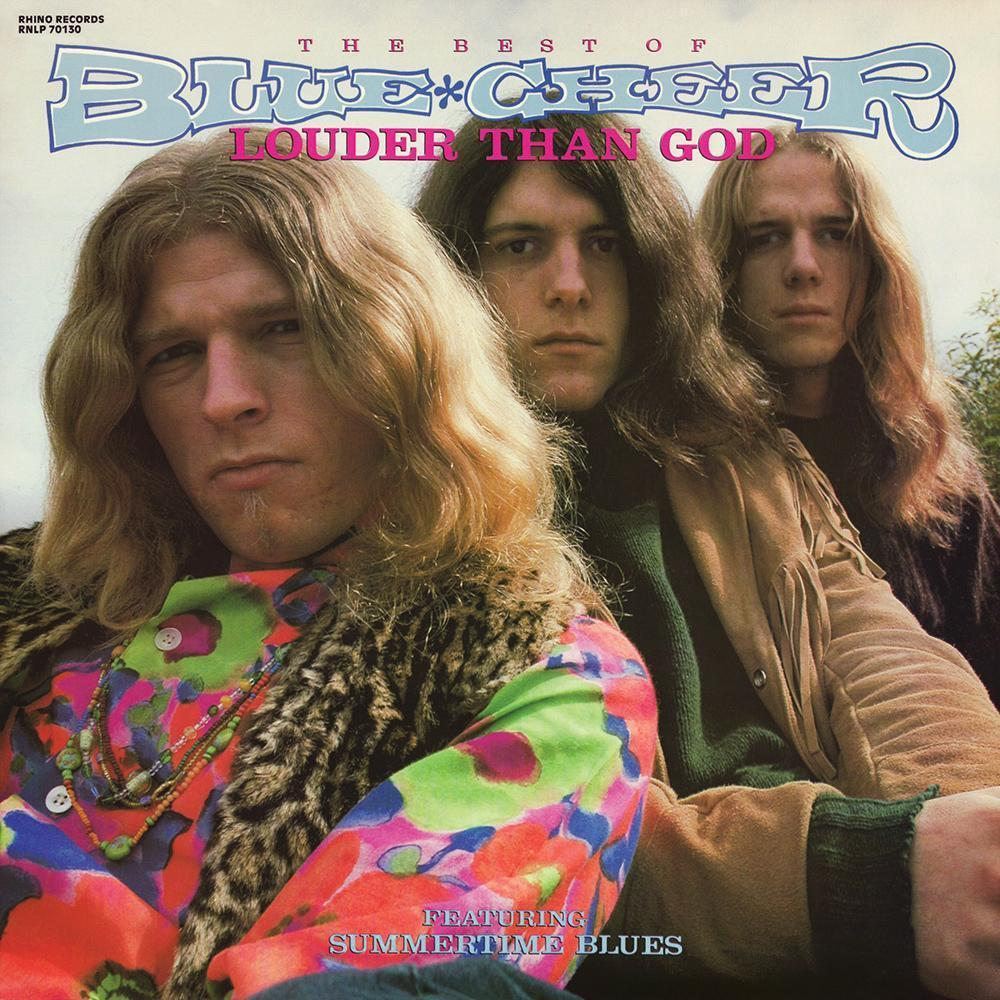 Blue Cheer | Louder Than God (Comp.) | Album-ArtRockStore