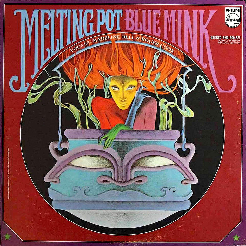 Blue Mink | Melting Pot | Album-ArtRockStore