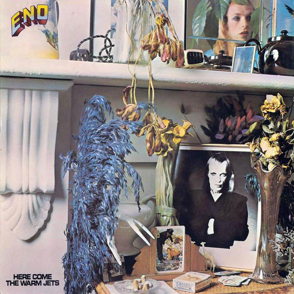 Brian Eno | Here Come The Warm Jets | Album-ArtRockStore