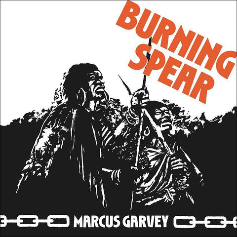 Burning Spear | Marcus Garvey | Album-ArtRockStore