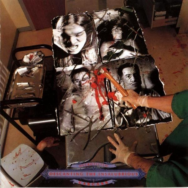 Carcass | Necroticism | Album-ArtRockStore