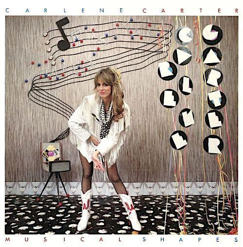 Carlene Carter | Musical Shapes | Album-ArtRockStore