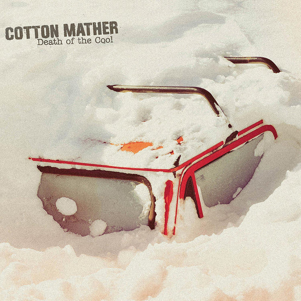 Cotton Mather | Death of the Cool | Album-ArtRockStore