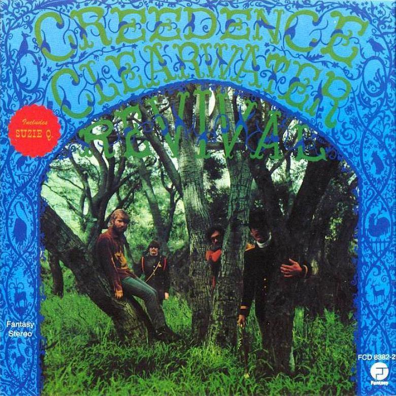 Creedence Clearwater Revival | Creedence Clearwater | Album-ArtRockStore
