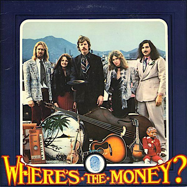 Dan Hicks & His Hot Licks | Where's The Money? (Live) | Album-ArtRockStore