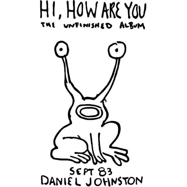 Daniel Johnston | Hi How Are You | Album-ArtRockStore