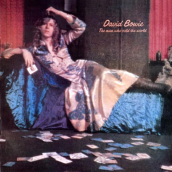 David Bowie | The Man Who Sold The World | Album-ArtRockStore