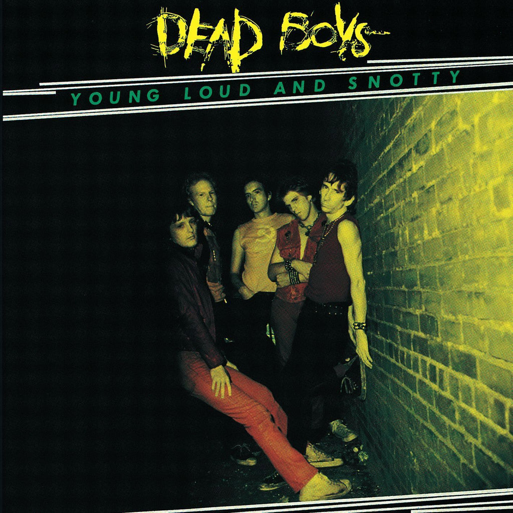 Dead Boys | Young Loud And Snotty | Album-ArtRockStore