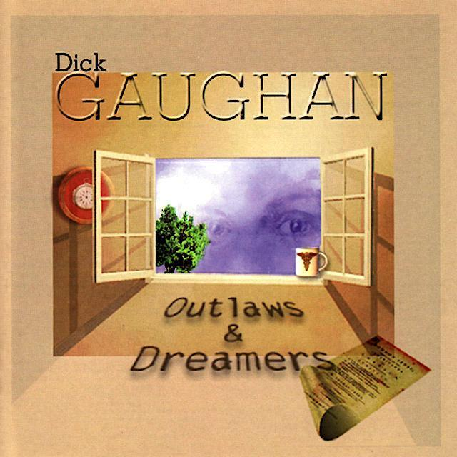 Dick Gaughan | Outlaws & Dreamers | Album-ArtRockStore