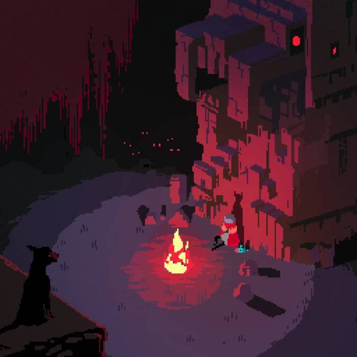 Disasterpeace | Hyper Light Drifter (Game) | Album-ArtRockStore