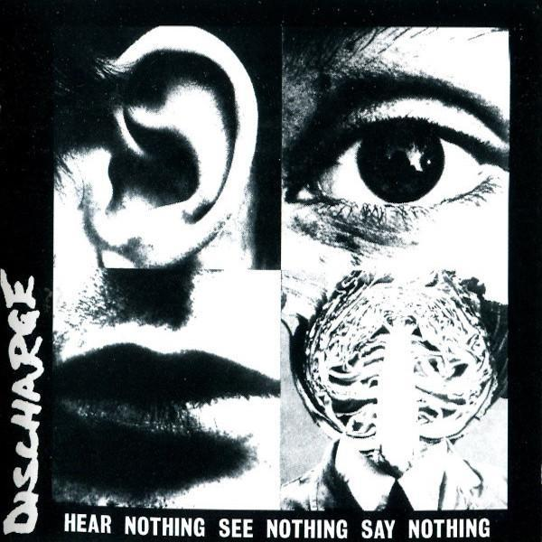 Discharge | Hear Nothing See Nothing Say Nothing | Album-ArtRockStore