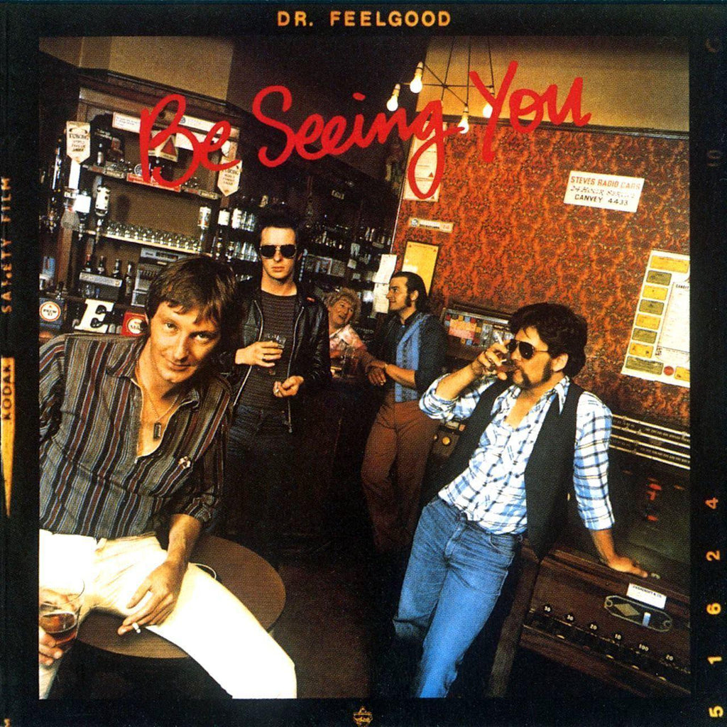 Dr Feelgood | Be Seeing You | Album-ArtRockStore