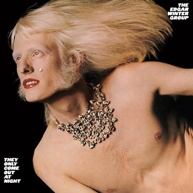 Edgar Winter | They Only Come Out At Night | Album-ArtRockStore
