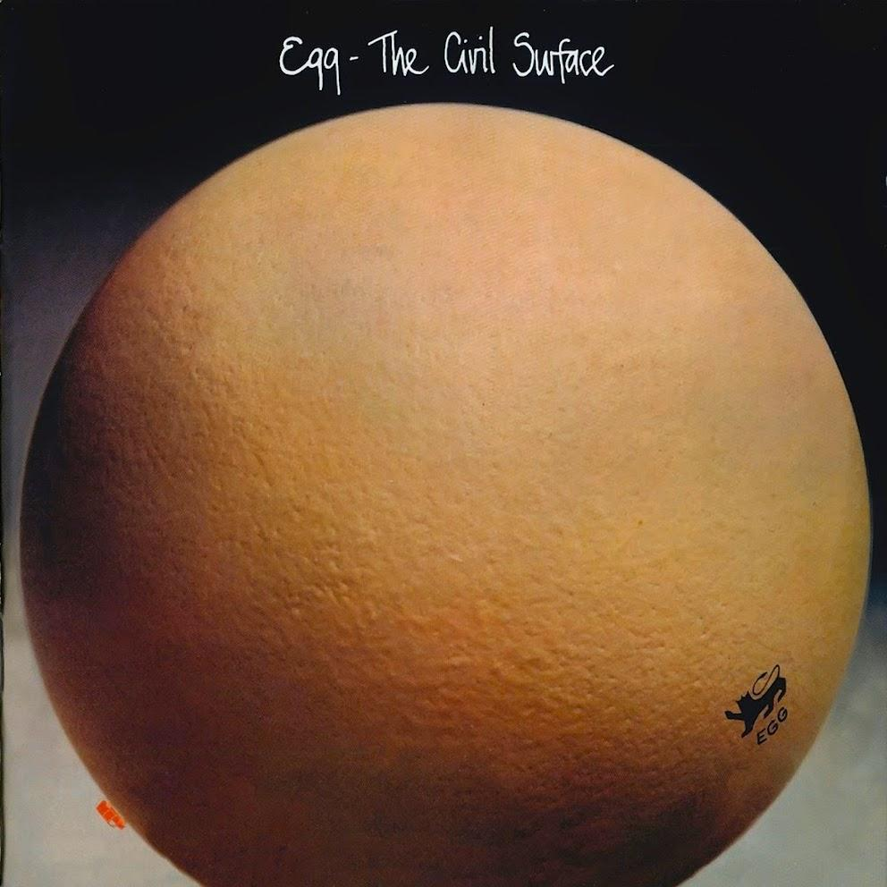 Egg | The Civil Surface | Album-ArtRockStore