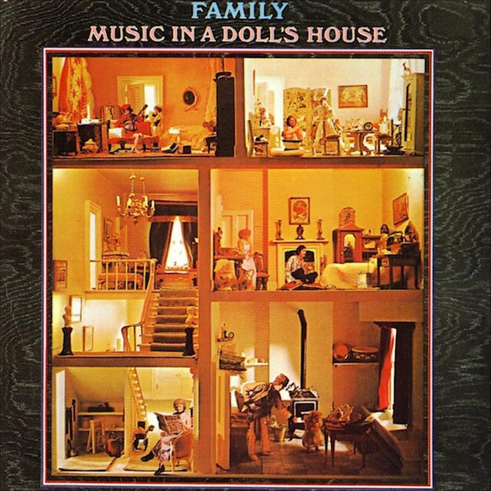 Family | Music In A Doll's House | Album-ArtRockStore