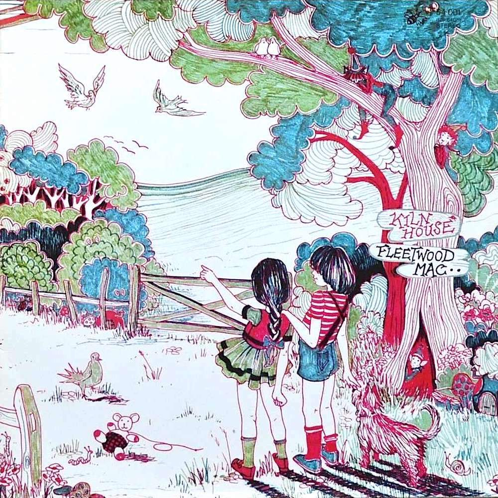 Fleetwood Mac | Kiln House | Album-ArtRockStore