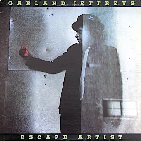 Garland Jeffreys | Escape Artist | Album-ArtRockStore