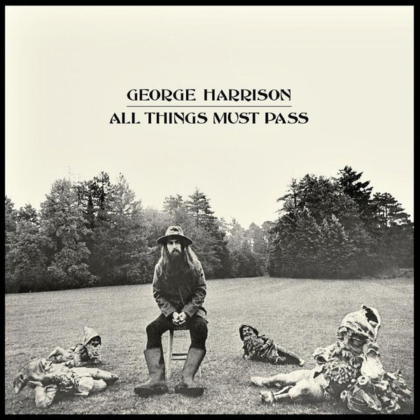 George Harrison | All Things Must Pass | Album-ArtRockStore
