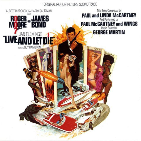George Martin | Live and Let Die (Soundtrack) | Album-ArtRockStore
