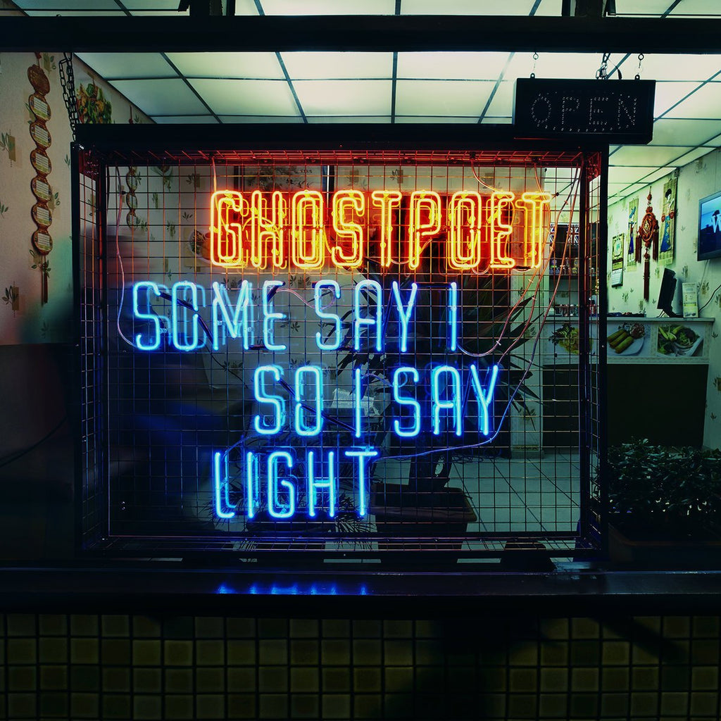 Ghostpoet | Some Say I So I Say Light | Album-ArtRockStore