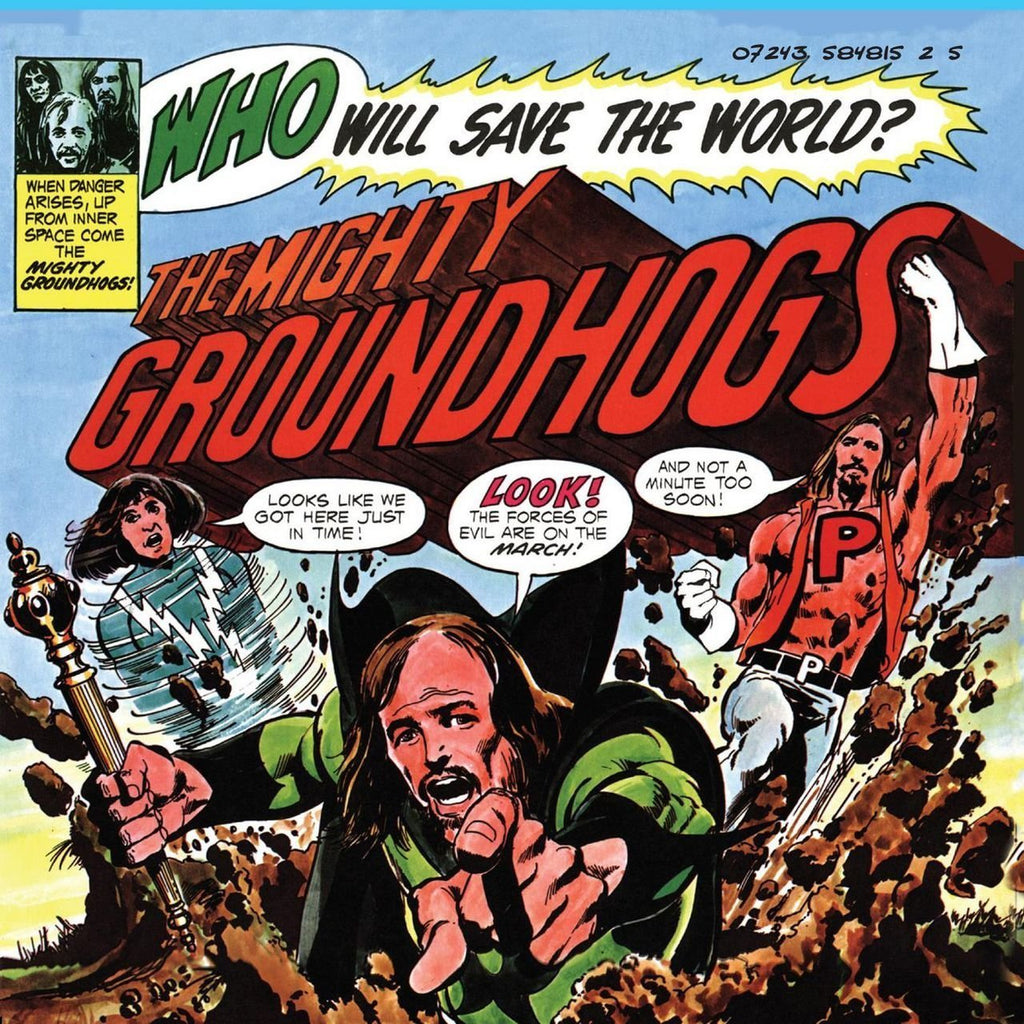 Groundhogs | Who Will Save The World? | Album-ArtRockStore