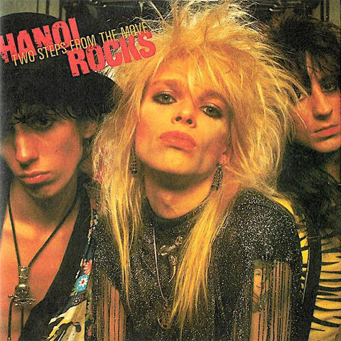 Hanoi Rocks | Two Steps From the Move | Album-ArtRockStore
