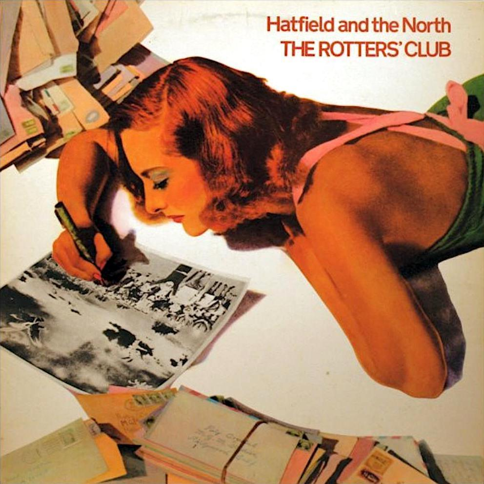 Hatfield and the North | The Rotters Club | Album-ArtRockStore