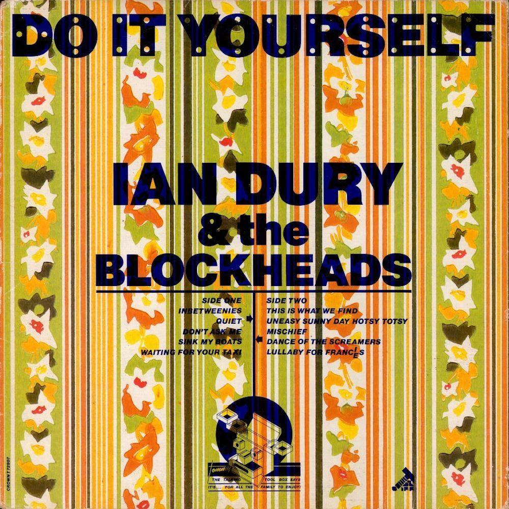 Ian Dury | Do it Yourself | Album-ArtRockStore