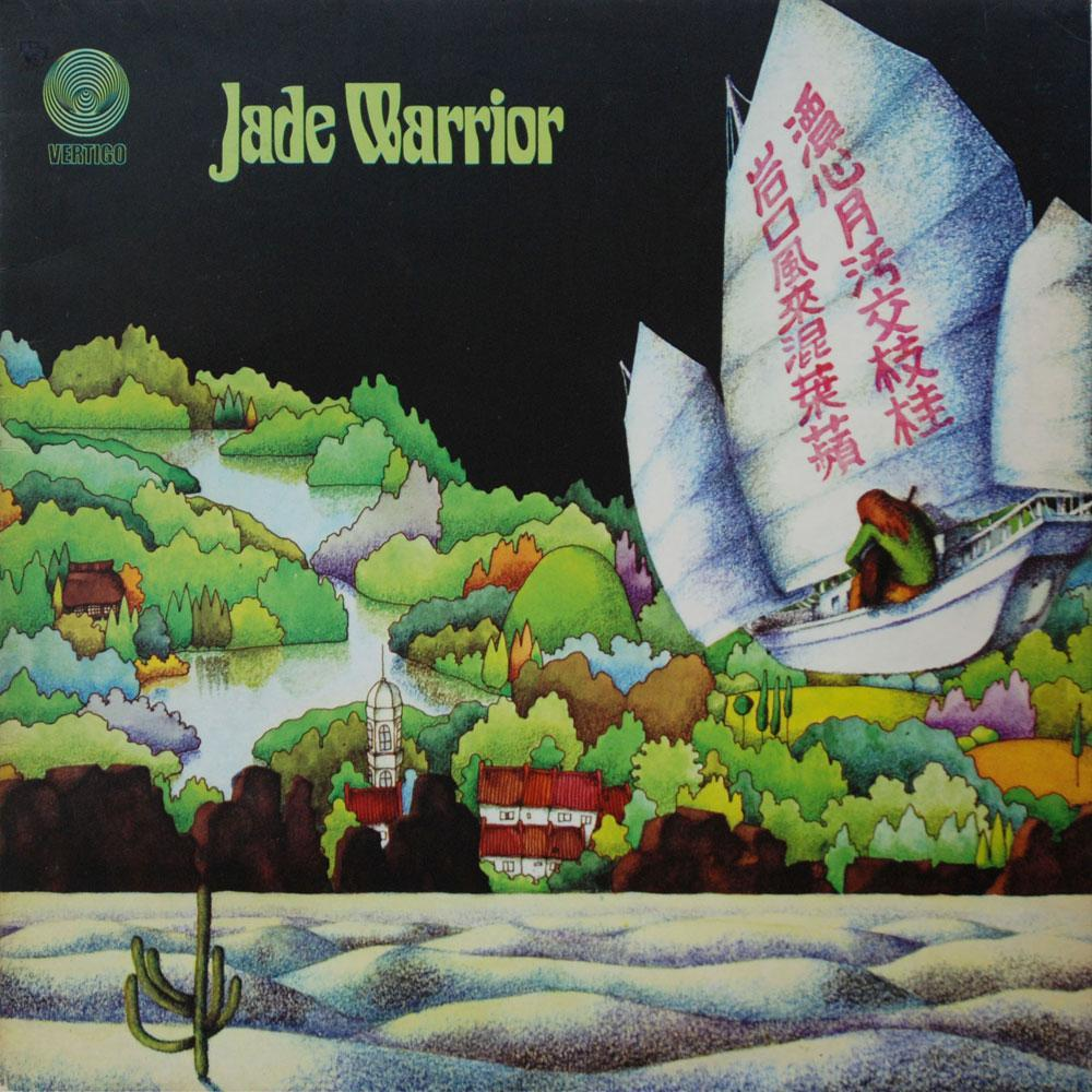 Jade Warrior | Jade Warrior | Album-ArtRockStore