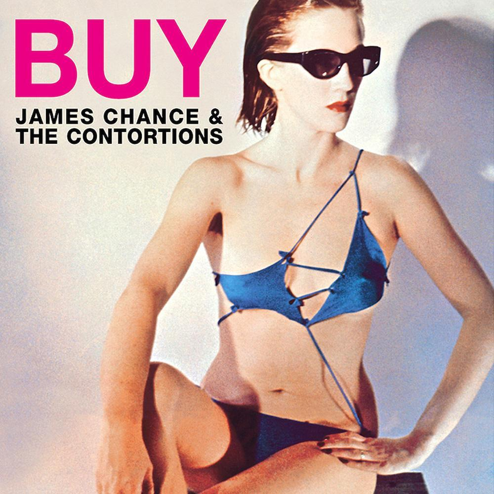 James Chance | Buy | Album-ArtRockStore